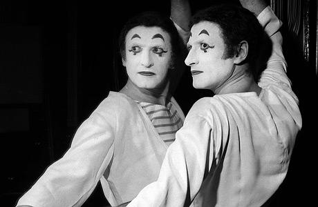 Young Marcel Marceau Marcel Marceau 1923 2007